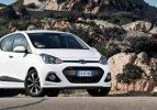 Hyundai i10'a otomatik vites seçeneği
