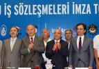 İBB şirketlerinde toplu sözleşme