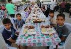 İHH'dan 450 kimsesiz çocuğa iftar
