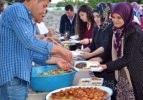 Eskişehir'de imece usulü iftar