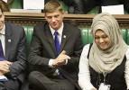 İngiliz parlamentosunda  bir ilk