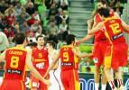 İspanya Sırbistan'ı sahadan sildi