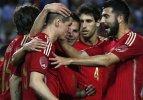 İspanya'nın 23 kişilik kadrosu açıklandı
