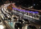 İstanbul trafiğinde maç ve konser yoğunluğu