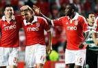 İşte Benfica'nın muhtemel F.Bahçe kadrosu