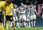 Juventus evinde avantajı kaptı
