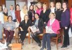 Kadın girişimciler Bulgurun Halleri'nde buluştu