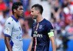 Kafa atan futbolcunun cezası belli oldu!
