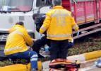 Kamyonun altında kalan kız öldü baba ağır yaralı