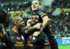 Galatasaray Kayseri'de 4 köşe!