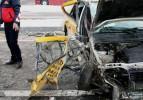 Düğün dönüşü feci kaza: 1 ölü, 10 yaralı!