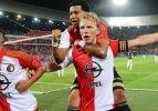 Kazım ve Kuyt attı Feyenoord 3 puanı kaptı