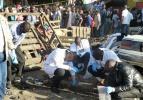 Pazaryeri kana bulundı: 10 ölü, 76 yaralı