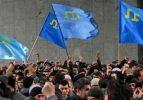Kırım Türkleri Rusya'yı protesto etti