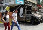 Gezi eylemlerinin Başkent'e faturası ağır oldu