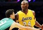Kobe Bryant muhteşem döndü!