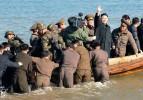 Koreli lider Kim'in güldüren amiral gemisi!