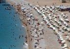 Antalya'da otellerin doluluk oranı yüzde 80'i aştı