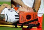 Kukesi-Legia maçı yarıda kaldı