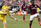 Liverpool, Milan karşısında zorlanmadı