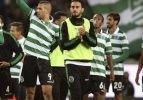Sporting Lizbon liderliğini sürdürdü