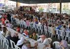 Mahalle iftarlarına büyük ilgi