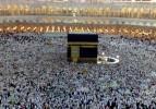 Türkler kutsal topraklarda iftar sofrası kuruyor
