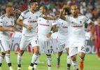 Kara Kartal, Mersin'de gol oldu yağdı