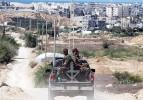 Mısır-Gazze sınırında hareketlilik