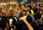 Mısır'da darbe karşıtları ilk kez Tahrir Meydanı'nda