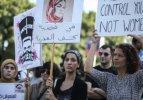 Mısır'da tacize karşı büyük protesto