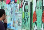 Mısırlılar taleplerini graffiti ile ifade ediyor