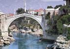 Mostar kenti Boşnaklar ve Hırvatları gerdi