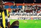 Moussa Sow'u şaşkına çeviren görüntü!