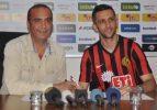 Muarem Muarem Eskişehirspor'da!