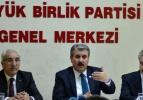 Mustafa Destici'den AB'ye eleştiri