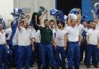 Ototrim'de de işçiler üretimi durdurdu