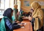 Afganistan'da oy sayımı sürüyor