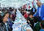 Ramazanın ilk orucunu Akkuş'ta açtılar