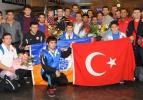 Şampiyon grekoromenciler, Türkiye'ye geldi