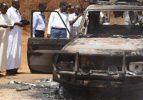 Savaş uçakları Eş-Şebab'ı vurdu