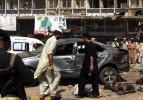 Pakistan'da peşpeşe patlama: 10 ölü, 55 yaralı