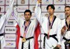 Servet Tazegül dünya şampiyonu!