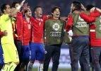 Şili'nin 28 yıllık hasreti sona erdi