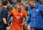 Sneijder küplere bindi: Nefret ediyorum