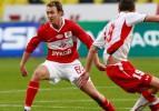 Moskova sahasında Rubin Kazan'ı 2-1 yendi