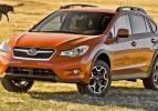 Subaru XV'nin hibrit versiyonu günyüzüne çıkıyor
