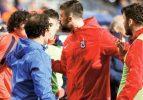 Trabzon'da bir kavga daha! Onur fena fırçaladı