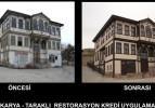 TOKİ'den 10 milyon lira restorasyon kredisi