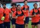 Trabzonspor'da Onur antrenmana çıktı